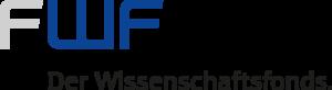 Logo Wissenschaftsfont FWF